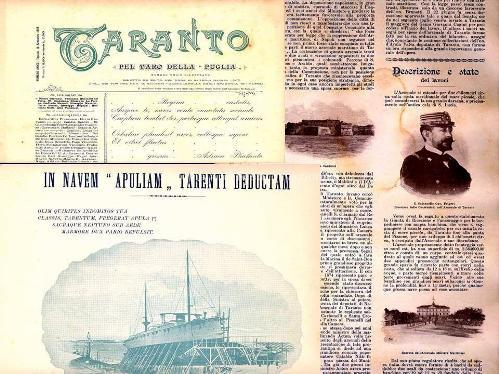 In navem Apuliam, Tarenti deductam - Copia