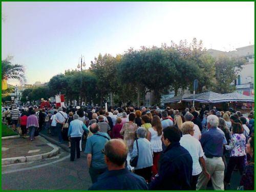 La venerazione dei Santi Cosma e Daminao a Gaeta - www.lavocedelmarinaio.com