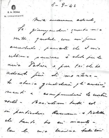 Lettera alla mamma di Adone Del Cima 2 - www.lavocedelmarinaio.com