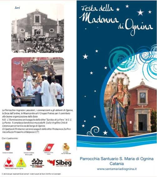 Festivita a Ognina 2013 - www.lavocedelmarinaio.com