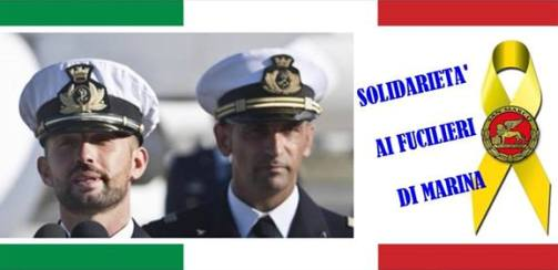 Buongiorno ai marinai e ai due marò - www.lavocedelmarinaio.com
