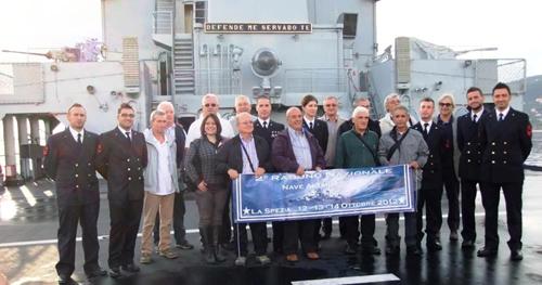 Il 2° raduno degli equipaggi di nave altair - foto Franzo Osvaldo(www.lavocedelmarinaio.com)