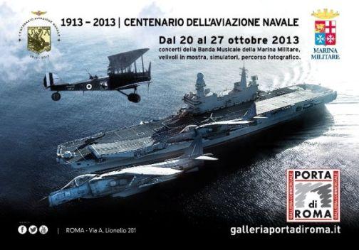 centenario aviazione navale a porte di roma - www.lavocedelmarinaio.com