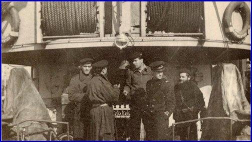 marinai monacali (foto Carlo Di Nitto per www.lavocedelmarinaio.com)