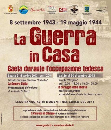 21.12 e 26-30.12 a Gaeta- www.lavocedelmarinaio.com