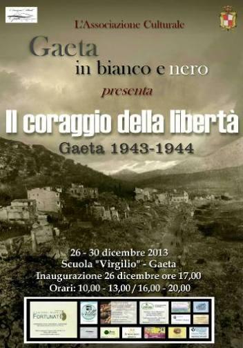 26-30.12.2013 a Gaeta c'è il coraggio della libertà -www.lavocedelmarinaio.com