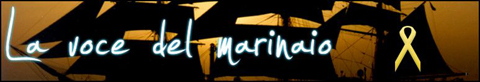 Banner piccolo www.lavocedelmarinaio.com con fiocco giallo