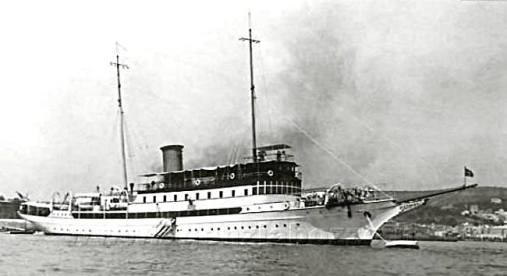 19-20.3.1924 - regia nave Marechiaro (foto Francesco Crispi)