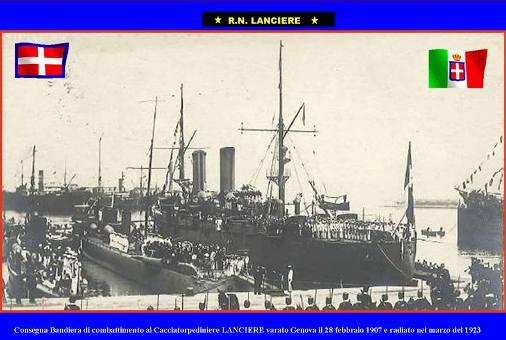 28.2.1907 Cacciatorpediniere Lanciere (www.lavocedelmarinaio.com)