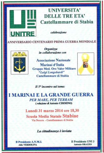 31.3.2014 a Castellammare di Stabia - www.lavocedelmarinaio.com