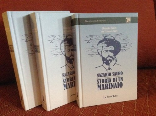 9.3.2014 a Terminillo Nazario Sauro, storia di un marinaio - www.lavocedelmarinaio.com