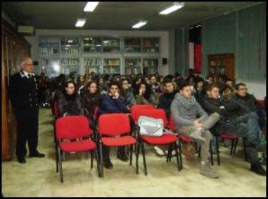 Castrovillari incotro AN.M.I. Cosenza - www.lavocedelmarinaio.com