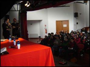 Castrovillari marzo 2014 incontro con gli studenti - www.lavocedelmarinaio.com