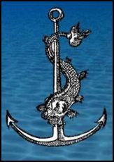 Francesco Carriglio Logo per www.lavocedelmarinaio.com
