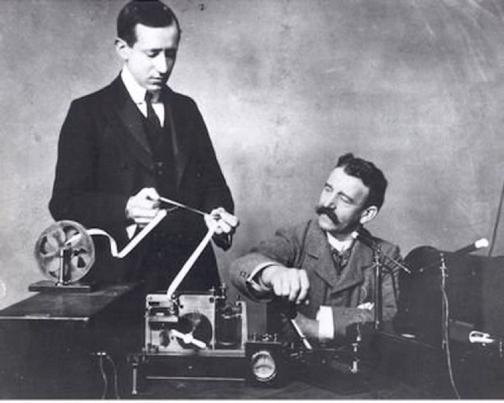 Guglielmo Marconi - Copia