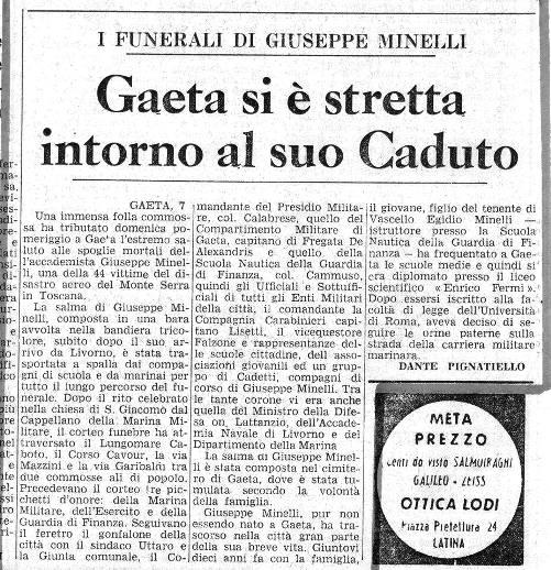 Il Tempo 7.3.1977 articolo di Dante Pignatiello - Copia