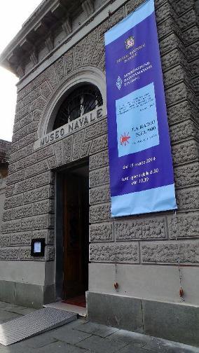 Museo navale La Spezia - La radio nel 900 - www.lavocedelmarinaio.com