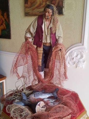 Pescatore di Teresa Arpaia f.p.g.c. a www.lavocedelmarinaio