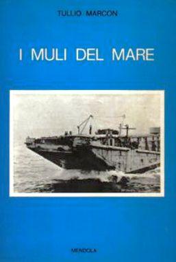 la copertina del libro I uli del mare di Tullio Marcon