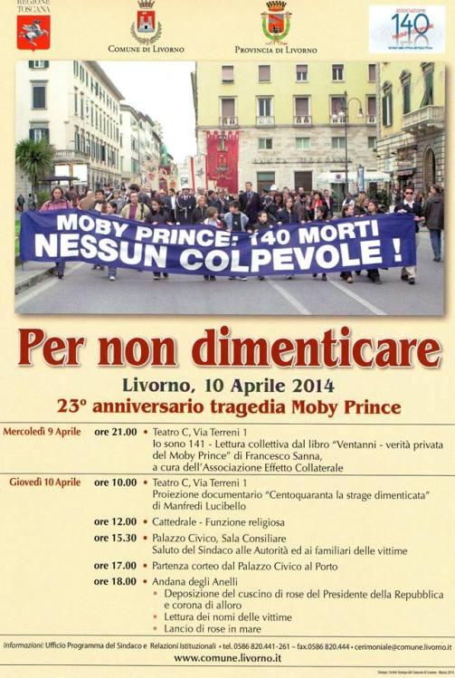 10.4.2014 a Livorno per non dimenticare - www.lavocedelmarinaio.com