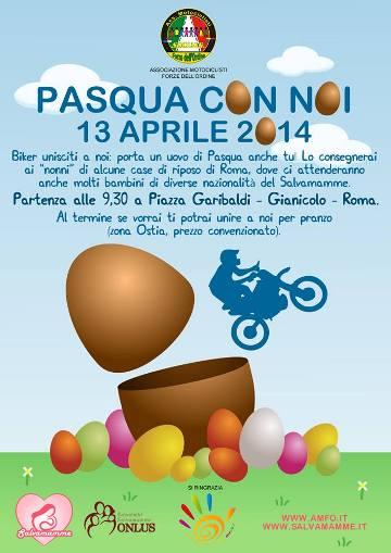 13.4.2014 Pasqua con noi - www.lavocedelmarinaio.com