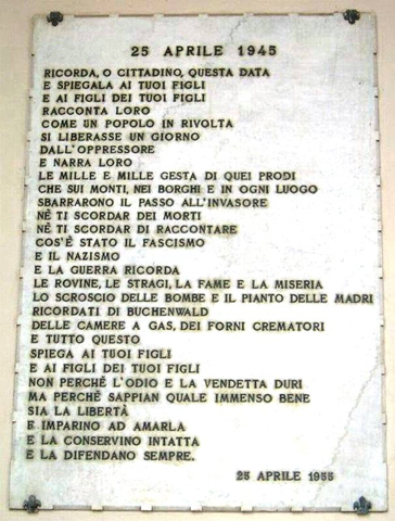 25 aprile 1945 per quelli come noi - www.lavocedelmarinaio.com