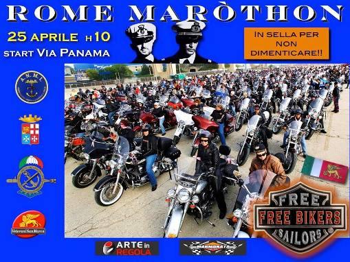 25.4.2014 a Roma per i Marò - www.lavocedelmarinaio.com