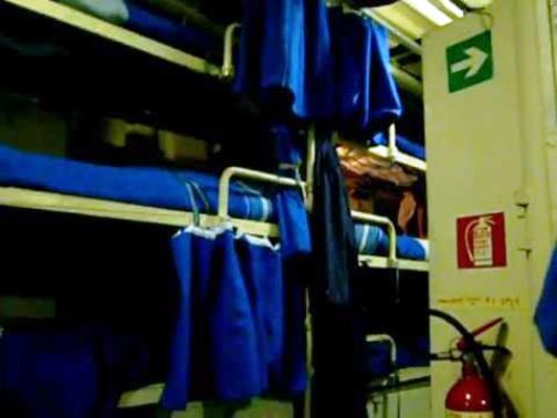 La branda a bordo - www.lavocedelmarinaio.com