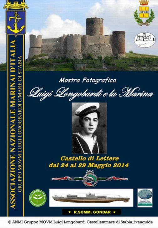 24-29.5.2014 Castello di lettere per ricordare Luigi Longobardi- www.lavocedelmarinaio.com