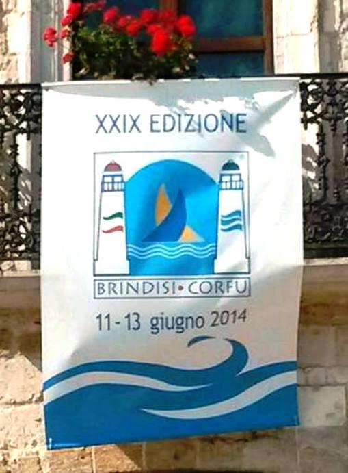 11-13 giugno 2014 - XXIX edizione  Brindisi Corfu - www.lavocedelmarinaio.com