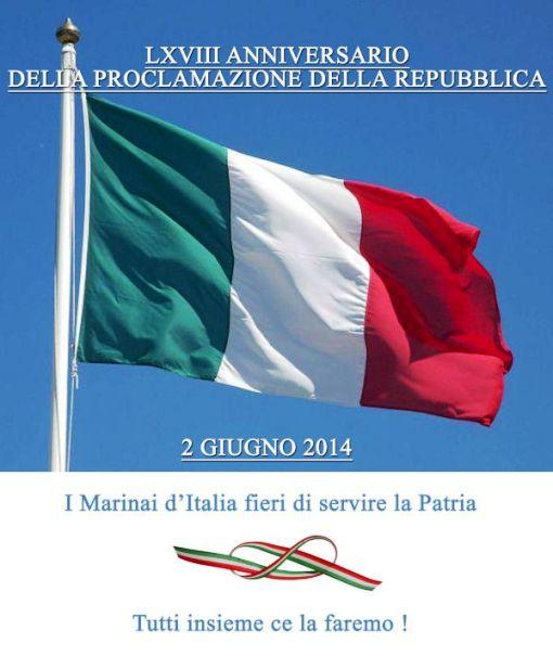 2 giugno 2014 festa della Repubblica - www.lavocedelmarinaio.com