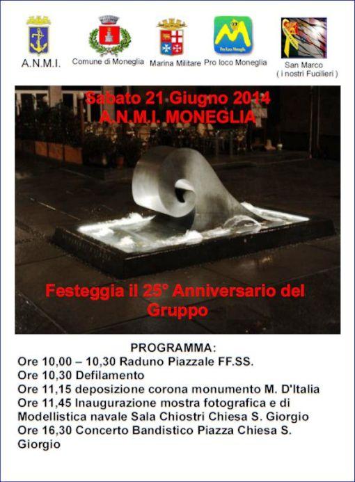 21.6.2014 a Moneglia - www.lavocedelmarinaio.com
