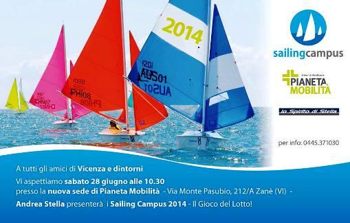 28.6.2014 a Zané Sailing Campus - www.lavocedelmarinaio.com