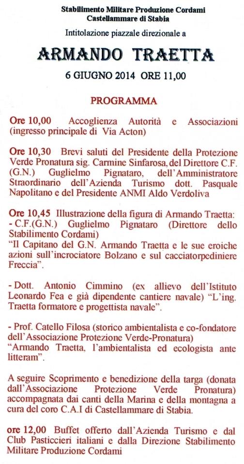 6.6.2014 a Castellammare di Stabia - www.lavocedelmarinaio.com