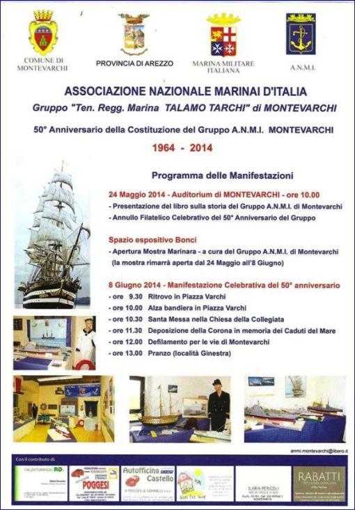 8.6.2014 a Montevarchi - www.lavocedelmarinaio.com