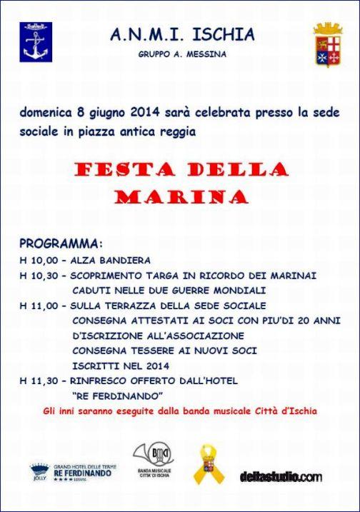 8.6.2014 ad Ischia festa della Marina - www.lavocedelmarinaio.com