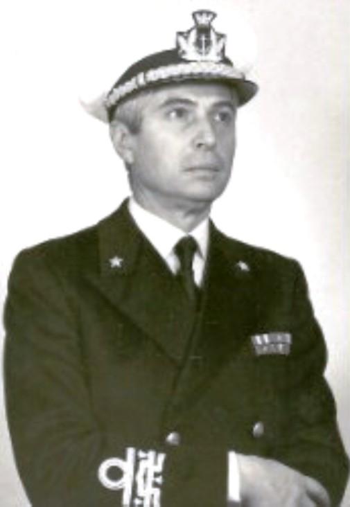 Contrammiraglio Severino Fallucchi - www.lavocedelmarinaio.com