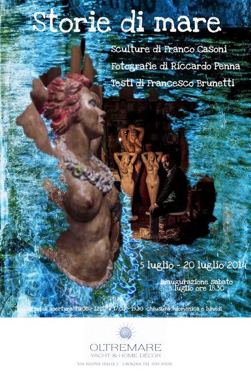 20 luglio 2014 a Lavagna storie di mare - www.lavocedelmarinaio.com