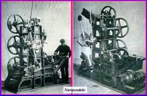 Il Navipendolo di Gioacchino Russo - www.lavocedelmarinaio.com