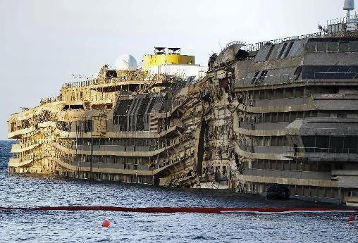 nave Costa Concordia
