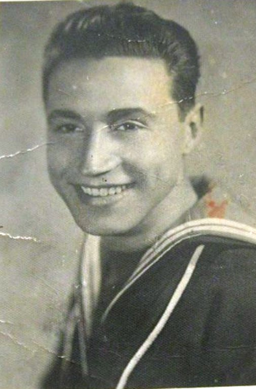 Marinaio Fumarola Angelo morto in battaglia a Tripoli 1941 marina militare onore alla patria - www.lavocedelmarinaio.com(f.p.g.c.FRancesco Ruggieri)