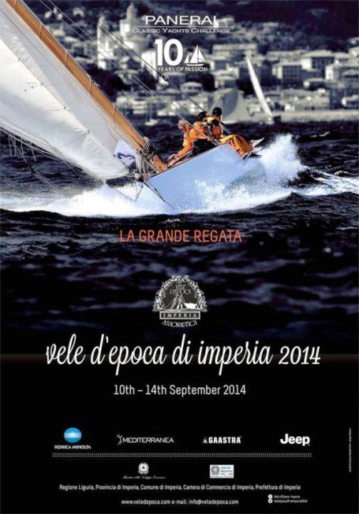 10-14.9.2014 vele d'poca a Imperia - www.lavocedelmarinaio.com
