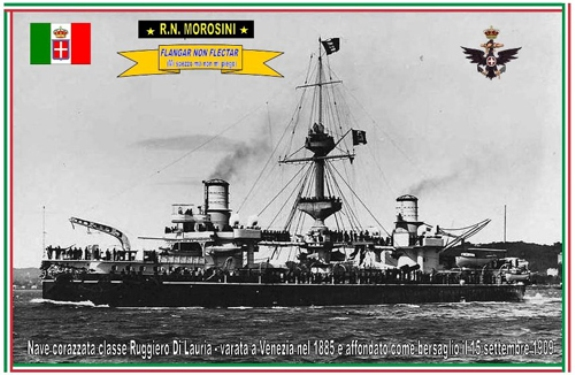 15.9.1909 -R.N. MOROSINI - www.lavocedelmarinaio.com