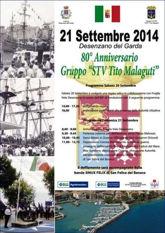 21.9.2014 a desenzano sul garda - www.lavocedelmarinaio.com