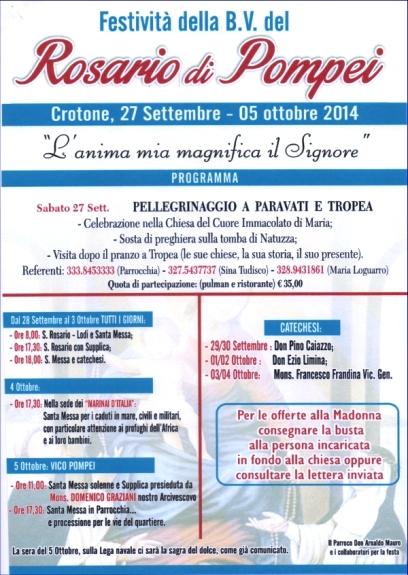 27.9.-5.10 a Crotone - www.lavocedelmarinaio.com