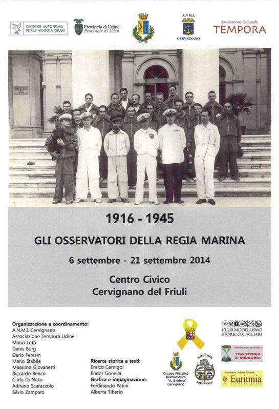 6-21.9.2014 a Cervignano del Friuli