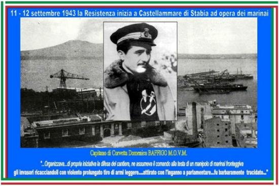 Capitano Baffigo 11- 12 settembre 1943 - www.lavocedelmarinaio