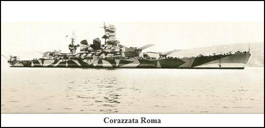 Corazzata Roma (foto U.S.M.M.) - Copia