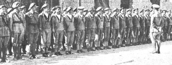Fucilieri Btg S. MARCO - www.lavocedelmarinaio.com