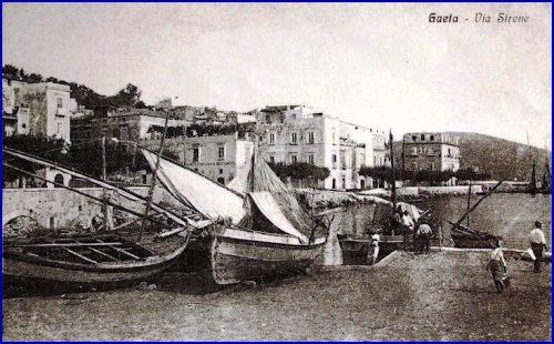 Gaeta Via sitrene - collezione fam Di Nitto per www.lavocedelmarinaio.com